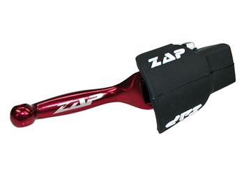 Picture of Flex-brakelever Honda CRF 250/450 07- red