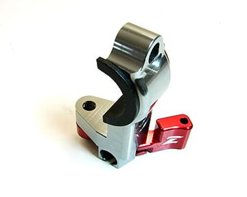 Picture of hotstart button brake site red