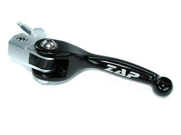 Afbeeldingen van KTM Flex- clutch lever KTM SX(F), EXC Magura hydr 03-08 black
