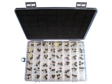 Afbeeldingen van Valve Shim Kit JAP 450cc 4takt D=9,48