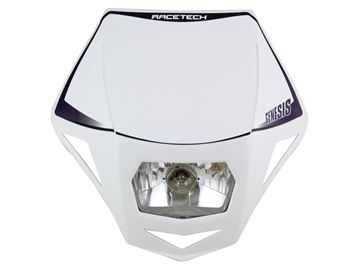 Picture of front light homologated white