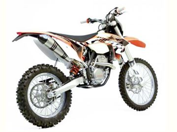 Picture of X3 Slip On Stainless steel KTM 350 EXC-F