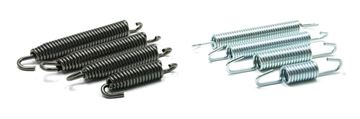 Afbeeldingen van Pack of Standard Exhaust Springs 57mm
