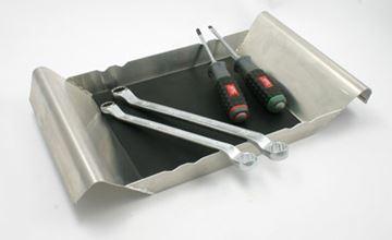 Afbeeldingen van Stand Optional Aluminum Tray