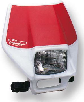 Picture of Koplamp Ghibli 12v groen