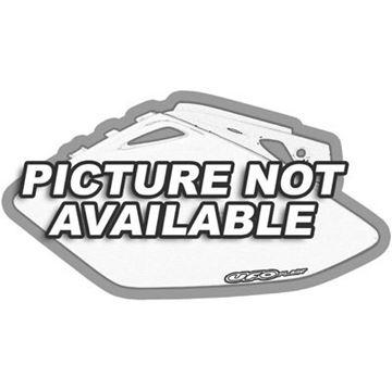 Afbeeldingen van Z.Pl.KTM350-400-620 93-99 zwart