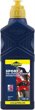 Picture of 1 lt flacon Putoline TM Sport 4 15W-50