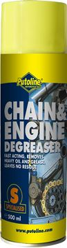 Picture of 500 ml aerosol Putoline Chain & Engine Degreaser