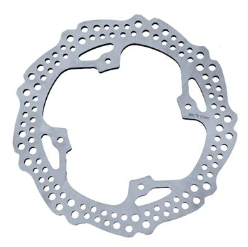 Afbeeldingen van Brake disc OEM Style rear CR(F)125-450 02-