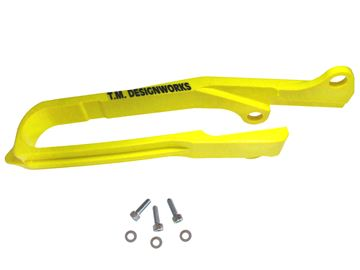 Picture of TMD chain slider RMZ250/450 2010- yellow