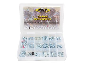 Afbeeldingen van Japanese Pro-Pack Metric screwkit over 180pc