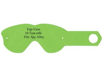 Picture of Tear-Offs spy alloy 10pcs pack