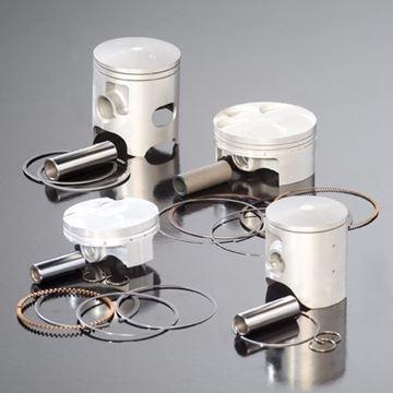Afbeeldingen van Prox Piston Kit TM MX250F '07-10 + EN250F '07-10 76.96