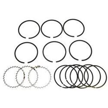 Afbeeldingen van Prox Piston Ring Set YZ250F '01-11 + WR250F '01-13 77.00