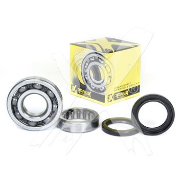 Afbeeldingen van ProX Crankshaft Bearing & Seal Kit CRF450R '02-05