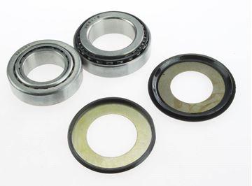 Afbeeldingen van Prox Steering Bearing Kit CR500R '90-01 + XR650R '00-07