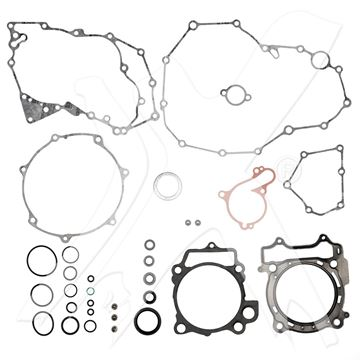 Picture of Complete Gasket Set Yamaha YFZ450R '09-12 + YFZ450X '10-11