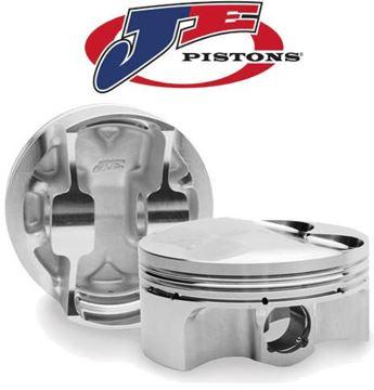 Afbeeldingen van JE Piston kit KTM 520/525 SX '00-07  13:198mm