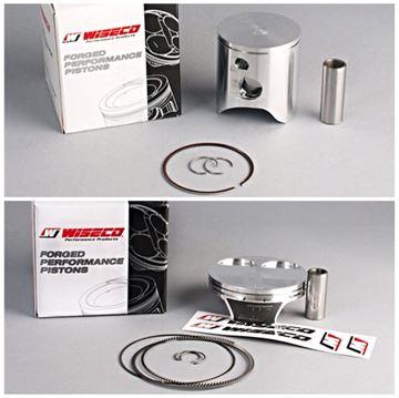 Afbeeldingen van Wiseco Piston Kit KTM 250 '77-8272.50 mm