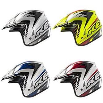 Afbeelding voor categorie Trial helmen