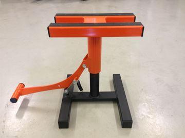 Afbeeldingen van Motorstandaard Oranje