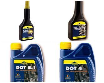 Afbeelding voor categorie Rem/koppelingolie/benzine