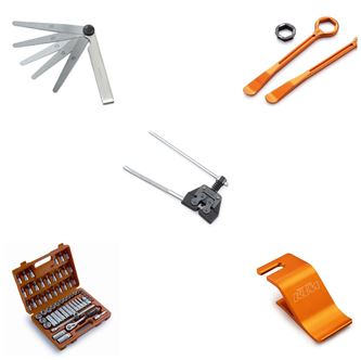 Picture for category KTM Tools and Stands
