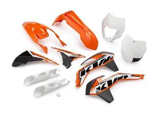 Afbeelding voor categorie KTM Plastic Kits