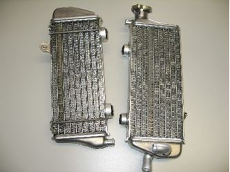 Picture for category KTM Radiator Kits