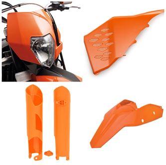 Afbeelding voor categorie KTM Plastic Parts