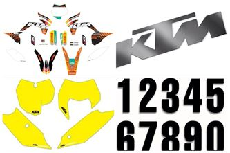 Picture for category KTM Stickerkits