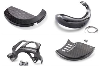 Afbeelding voor categorie KTM SXS Carbon Parts