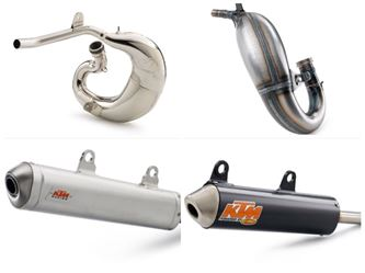 Picture for category KTM SXS Exhaust 2 Stroke