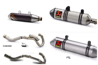 Picture for category KTM SXS Exhaust 4 Stroke
