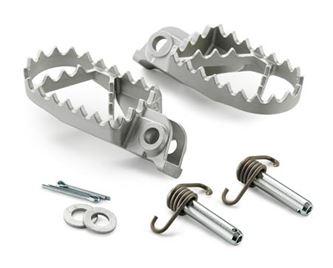Afbeelding voor categorie KTM Footpeg Kits