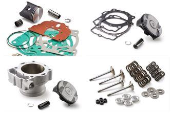 Afbeelding voor categorie KTM Cilinder Piston en Valve Kits
