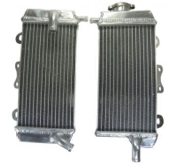 Afbeeldingen van Radiateur links Honda CRF 250/04-09