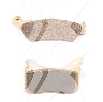 Picture of ProX Rearbrake Pad KX125/250/500 '89-94 + RM125/250 '89-95