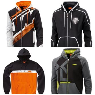 Picture for category Ktm hoodie & sweater