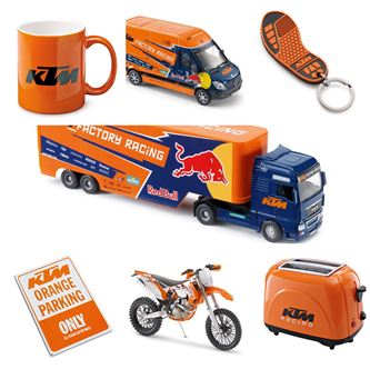 Picture for category Ktm accessoires&lifestyle