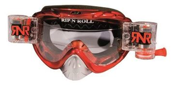 Picture of Rip 'n Roll Bril Hybrid + Roll Off Red