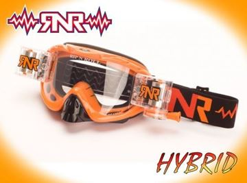 Picture of Rip 'n Roll Bril Hybrid + Roll Off Orange