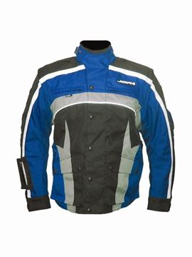 Picture of Jopa Endurojacket Mercury Black Blue