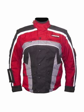 Picture of Jopa Endurojacket Mercury Black Red