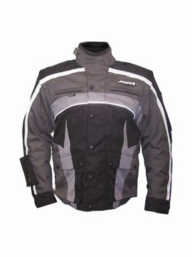 Picture of Jopa Endurojacket Mercury Black Grey