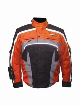 Picture of Jopa Endurojacket Mercury Black Orange
