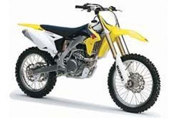 Afbeeldingen van Miniatuur motor 1:6 cross Suzuki