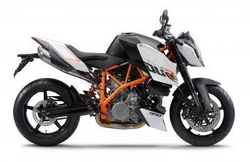 Afbeeldingen van COLOUR KIT 990 SUPER DUKE R WHITE 09
