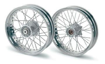 Picture of EXC-WHEEL SET   12