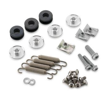 Picture of EXHAUST PARTS KIT FREERIDE  12-14